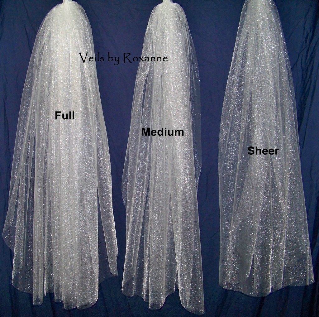 Step 3a Veil Fullness Veils By Roxanne